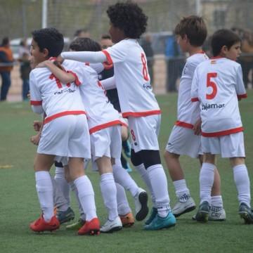 Horarios definitivos para Prebenjamines, Benjamines primer y segundo año en la Real Sitio Cup 2018