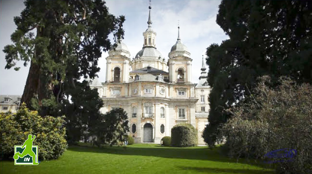 Palacio La Granja Real Sitio de San Ildefonso