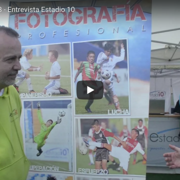Entrevistamos a Estadio 10 – Real Sitio Cup 2018