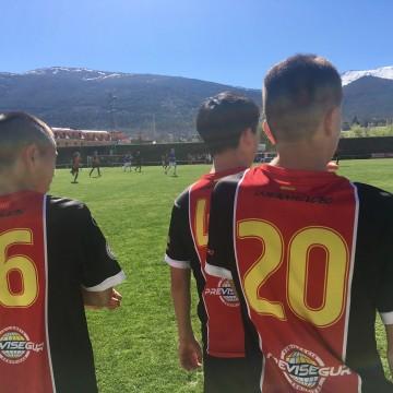 Horarios definitivos para Alevines, Infantiles y Cadetes en la Real Sitio Cup 2018
