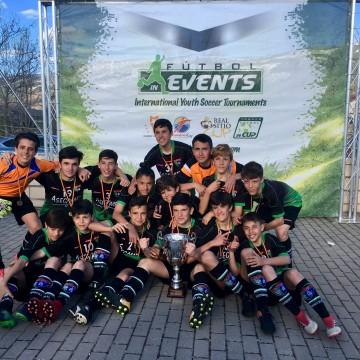 ¡Conoce a los equipos campeones por Categorías de la Real Sitio Cup 2018!