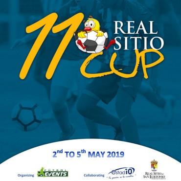 ¡Horarios y calendarios definitivos de la Real Sitio Cup 2019!