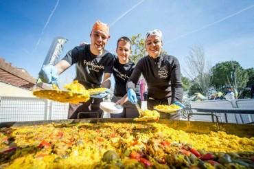 Un año más, habrá paella gigante en la Real Sitio Cup